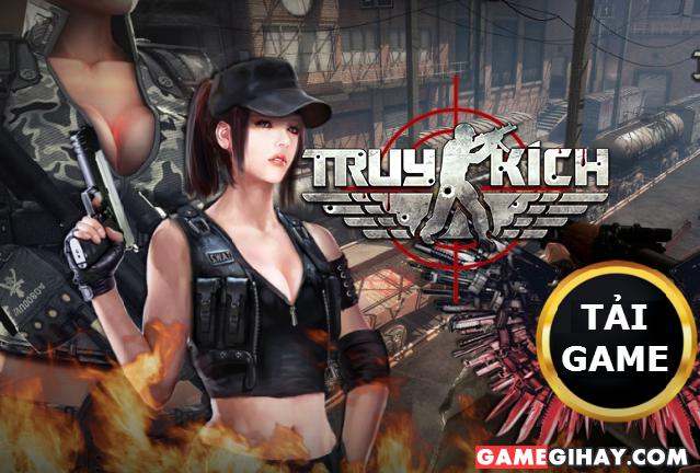 Tải Game Truy Kích – Game bắn súng đỉnh cao