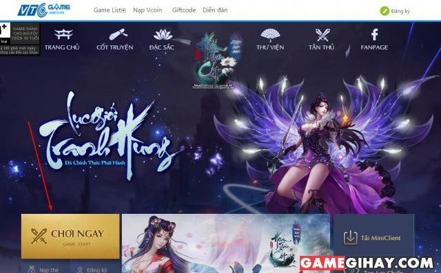 tải game hoa thiên cốt trên trình duyệt web
