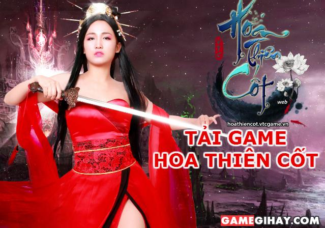 Tải Game Hoa Thiên Cốt – Game nhập vai VTCGame