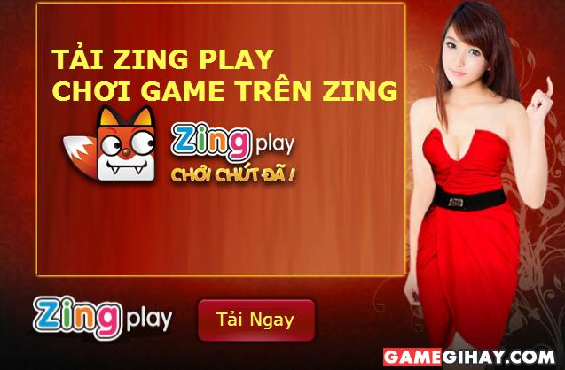 Tải Zing Play – Ứng dụng chơi Game trên Zing