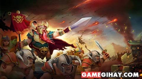 nhân vật hoàng đế trong game thời loạn
