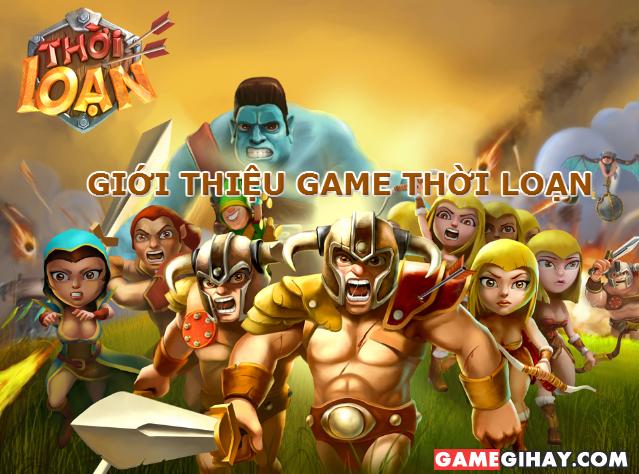 Giới thiệu Game Thời Loạn – Webgame chiến thuật
