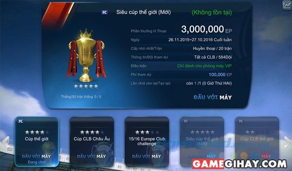 Hình 9 Tải trò chơi bóng đá FIFA 3 trực tuyến cho Windows