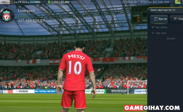 Hình 3 Tải trò chơi bóng đá FIFA 3 trực tuyến cho Windows