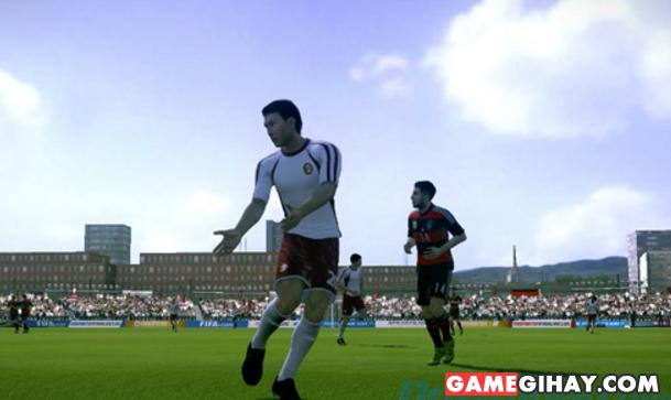 Hình 11 Tải trò chơi bóng đá FIFA 3 trực tuyến cho Windows