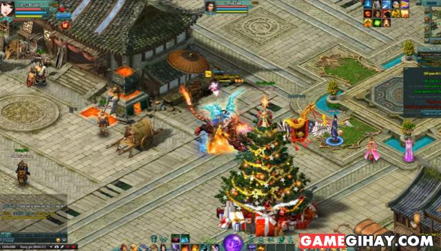game võ lâm chi mộng - hình demo