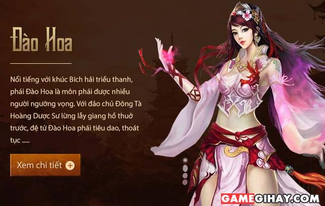 nhân vật trong game võ lâm chi mộng