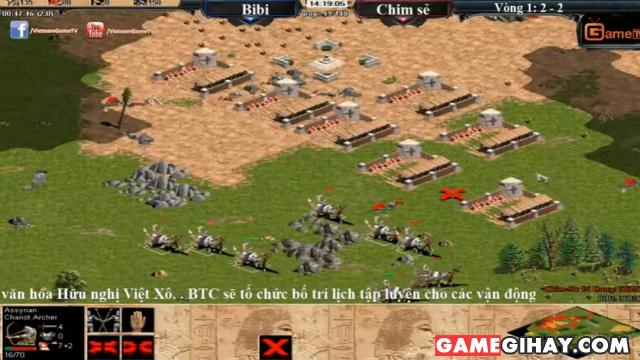 giới thiệu game chiến thuật đế chế