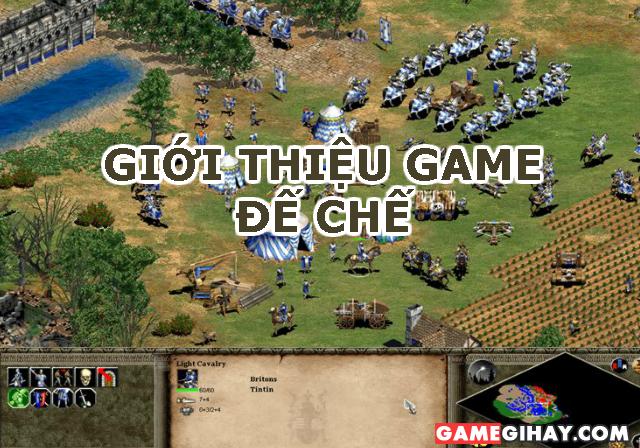 Tìm hiểu về Game Đế chế – Game AOE huyện thoại