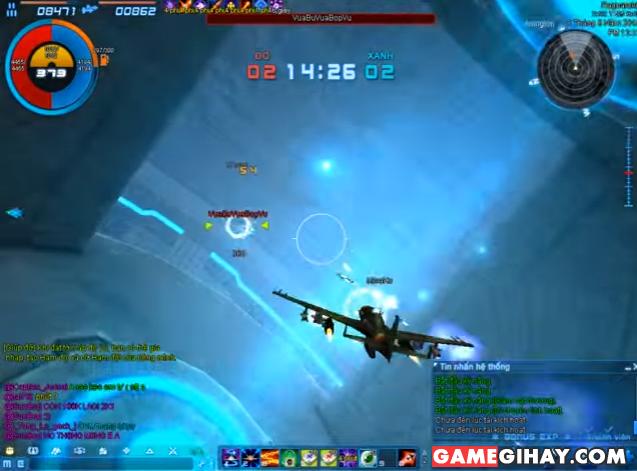 ảnh chụp màn hình game phi đội