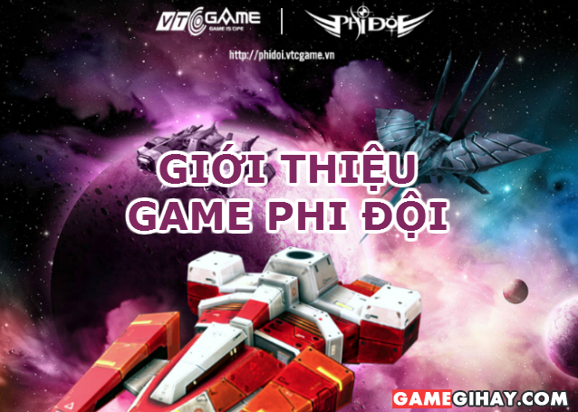 Tìm hiểu game Phi Đội – Game không chiến online