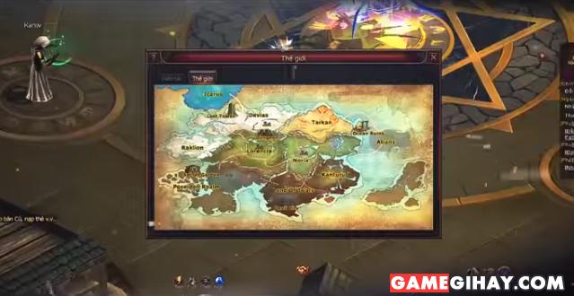 bản đồ mu huyền thoại