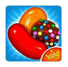 Tải game hoa quả Candy Crush Saga cho Android