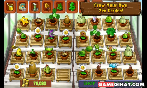 Tải trò chơi Plants vs Zombies cho điện thoại Android + Hình 3