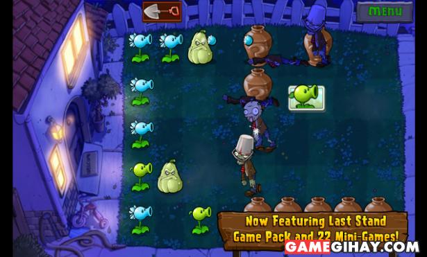 Tải trò chơi Plants vs Zombies cho điện thoại Android + Hình 4