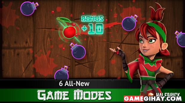 Tải trò chơi chém hoa quả Fruit Ninja THD cho Android + Hình 3