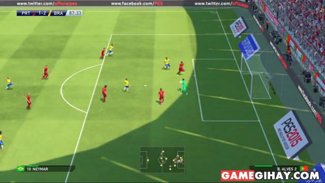 Tải game bóng đá Real Football 2016 cho điện thoại Android + Hình 2