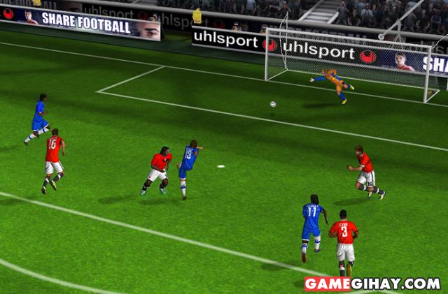 Tải game bóng đá Real Football 2016 cho điện thoại Android + Hình 3