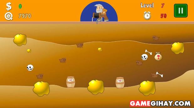 Tải Gold Miner - Game Đào vàng cho điện thoại Android + Hình 3