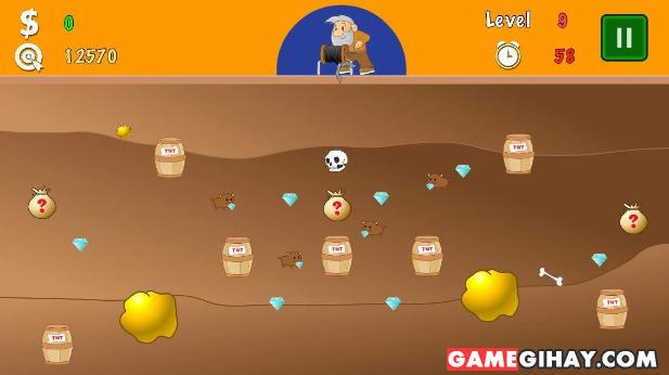 Tải Gold Miner - Game Đào vàng cho điện thoại Android + Hình 5
