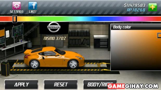 Tải Drag Racing - Trò chơi đua xe tốc độ cao cho Android + Hình 5