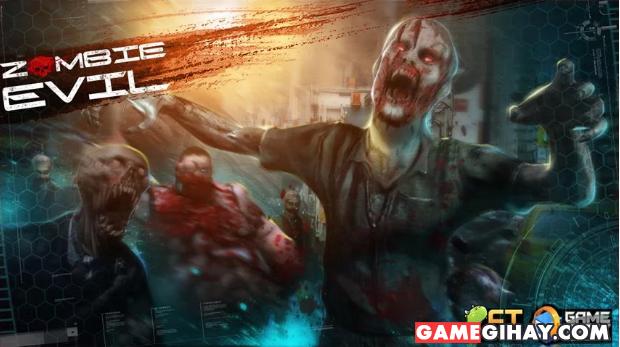 Tải và cài đặt game Zombie cho điện thoại chạy Android + Hình 2