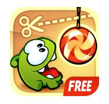 Tải trò chơi Cut the Rope FULL FREE cho điện thoại Android