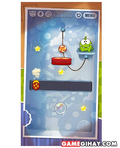 Tải trò chơi Cut the Rope FULL FREE cho điện thoại Android + Hình 3