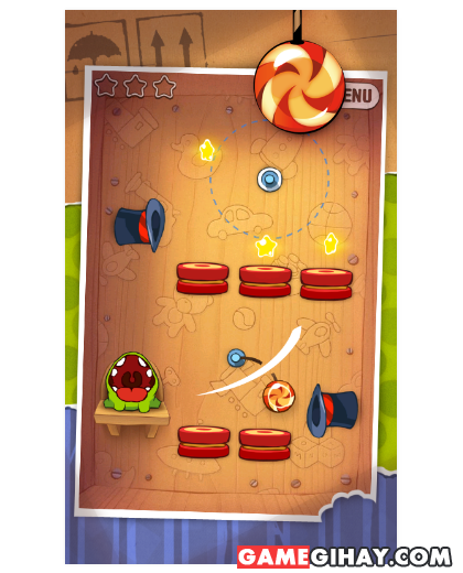 Tải trò chơi Cut the Rope FULL FREE cho điện thoại Android + Hình 4