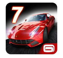 Tải Game đua xe Asphalt 7: Heat cho điện thoại chạy Android