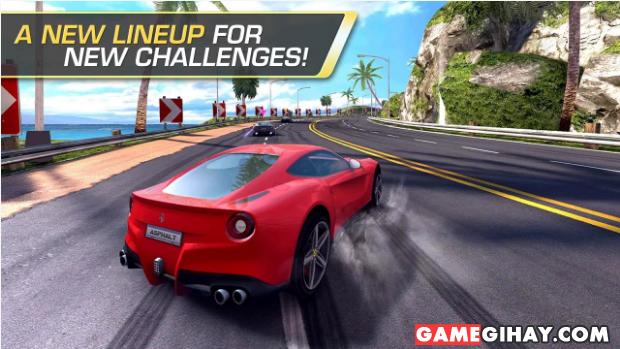 Tải trò chơi đua xe Asphalt 7: Heat cho điện thoại chạy Android + Hình 2