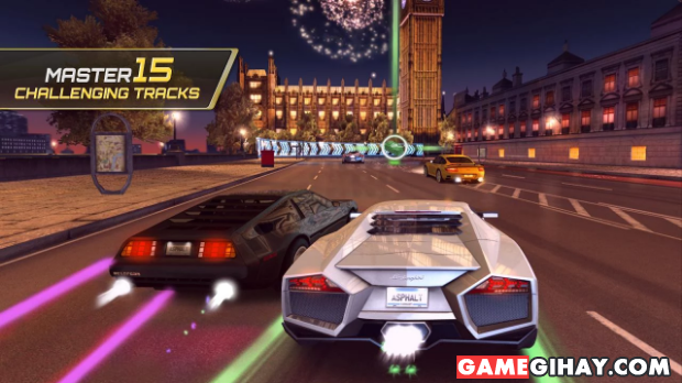 Tải trò chơi đua xe Asphalt 7: Heat cho điện thoại chạy Android + Hình 3
