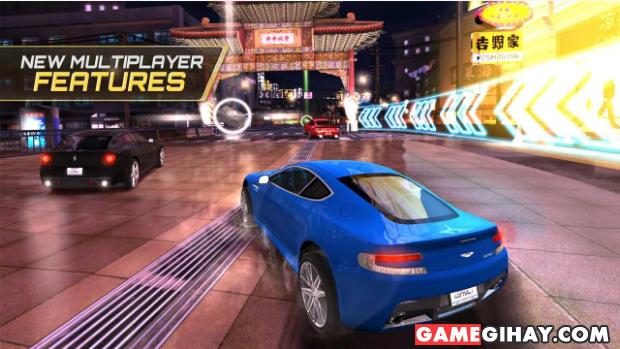 Tải trò chơi đua xe Asphalt 7: Heat cho điện thoại chạy Android + Hình 4