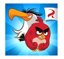 Tải trò chơi bầy chim nổi giận - Angry Birds cho Android + Hình 1