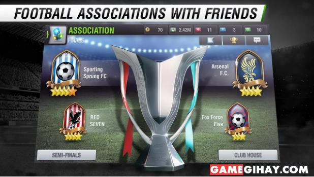 Tải Top Eleven - Game quản lý bóng đá trên Android + Hình 2