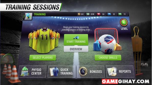 Tải Top Eleven - Game quản lý bóng đá trên Android + Hình 3