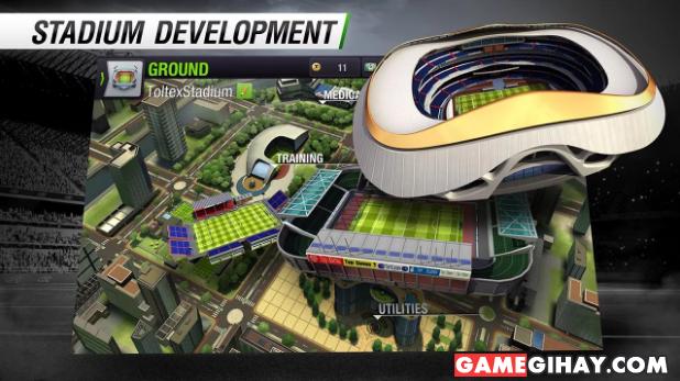 Tải Top Eleven - Game quản lý bóng đá trên Android + Hình 5