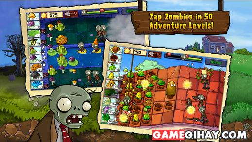 Tải game Plants vs. Zombies phiên bản thứ hai cho iPhone, iPad + Hình 3
