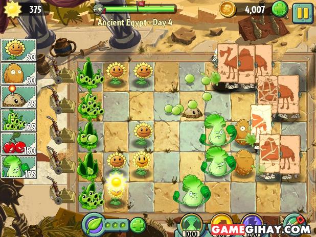 Tải game Plants vs. Zombies phiên bản thứ hai cho iPhone, iPad + Hình 4