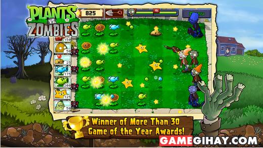 Tải game Plants vs. Zombies phiên bản thứ hai cho iPhone, iPad + Hình 5