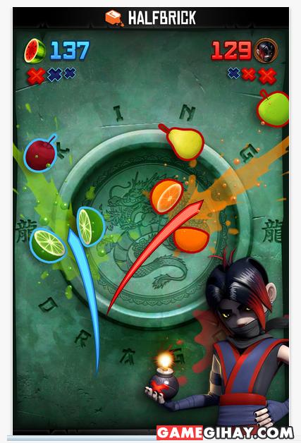 Tải game chém hoa quả Fruit Ninja cho điện thoại iPhone và iPad + Hình 4