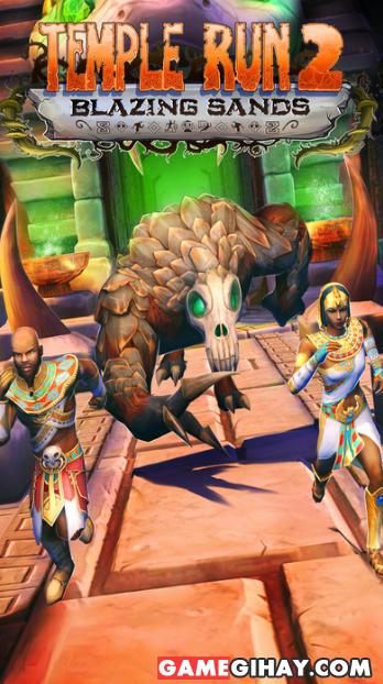 Tải game đi tìm báu vật Temple Run 2 cho iPhone, iPad + Hình 2