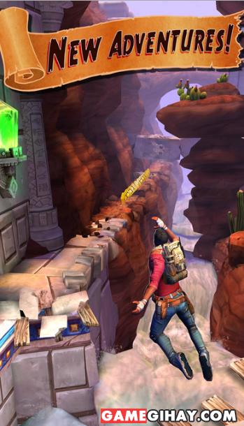 Tải game đi tìm báu vật Temple Run 2 cho iPhone, iPad + Hình 3