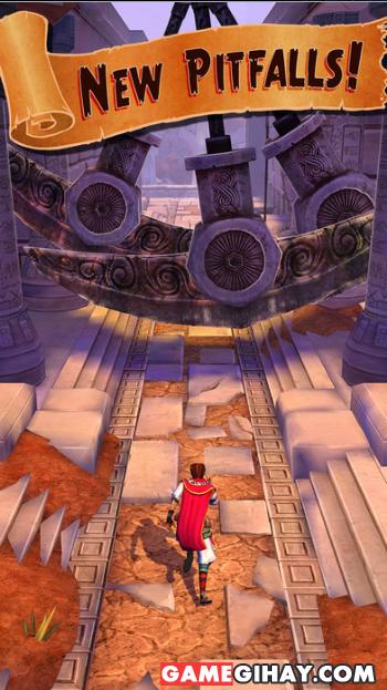 Tải game đi tìm báu vật Temple Run 2 cho iPhone, iPad + Hình 4