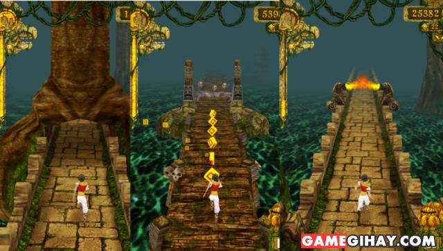 Tải game đi tìm báu vật Temple Run 2 cho iPhone, iPad + Hình 5