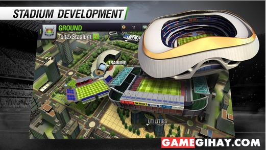 Tải game bóng đá Top Eleven cho điện thoại iPhone và iPad + Hình 4