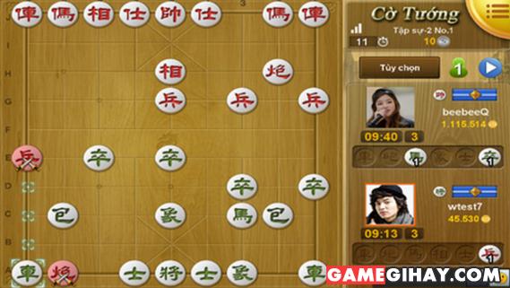 Tải game Cờ Tướng cho điện thoại chạy hệ điều hành iOS + Hình 2