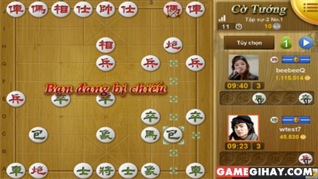 Tải game Cờ Tướng cho điện thoại chạy hệ điều hành iOS + Hình 3