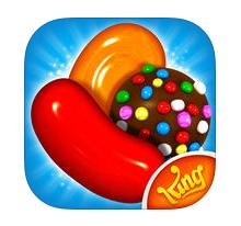 Tải game kẹo ngọt Candy Crush Saga cho iPhone và iPad + Hình 1