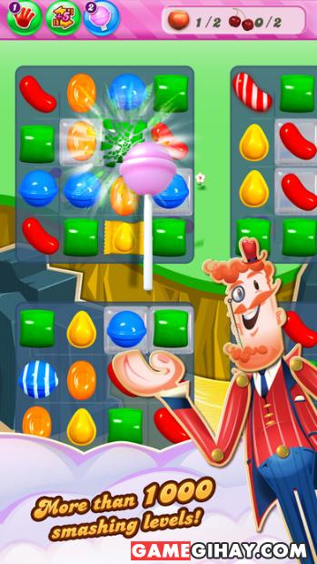 Tải game kẹo ngọt Candy Crush Saga cho iPhone và iPad + Hình 4